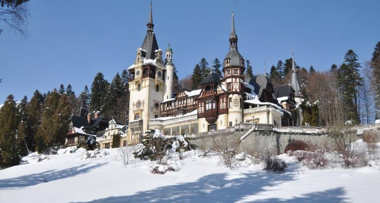 Sleep in an Ice Hotel and Explore Dracula's Castle - Much Better Adventures