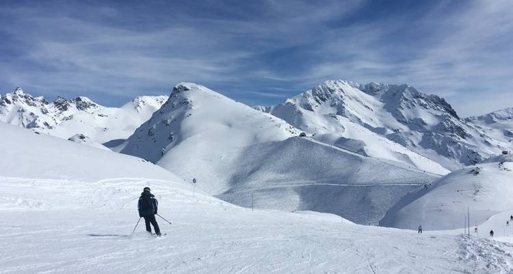 Private Luxury Ski Trip in Val Thorens, one of the best French ski resorts - French Side Travel