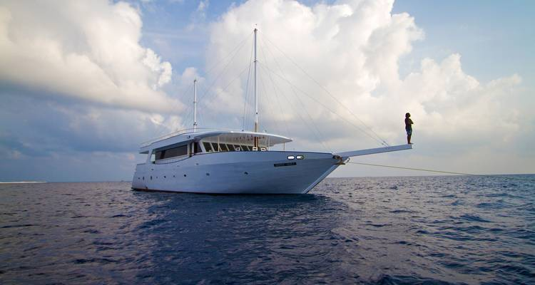 Maldives Dhoni Explorer - G Adventures