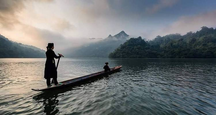 3-day Ba Be Lake and trekking in Ba Be National Park - Stay in homestay - BC Family Tour
