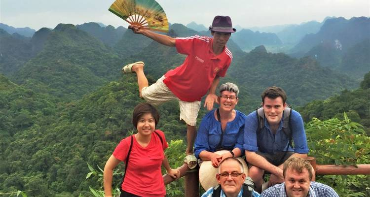 Cat Ba Fishing Eco-Tour 3 Days - Yin Yang Travel Limited Company