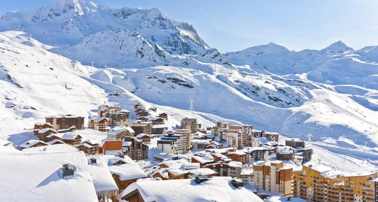 Private Short Trip Val Thorens - French Side Travel