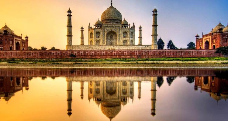 Golden Triangle Tour India - 6 Days/ Delhi | Agra | Jaipur | Delhi - Volunteering With India