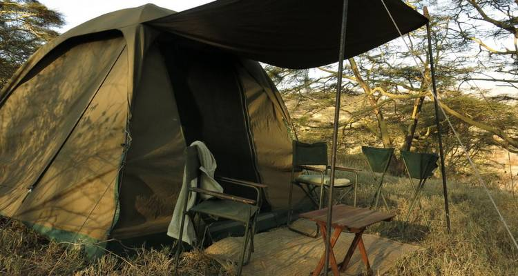 7  Days 6 Nights Mobile Camping  Safari. - Motherland Safari