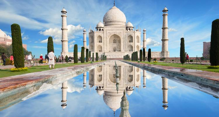 Best Of India's Golden Triangle With Hotels and Guides - Taj Destination Tours