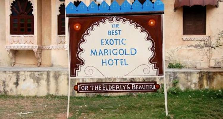 Best Exotic Marigold Hotel Tour of North India & Rajasthan  - K K Holidays N Vacations