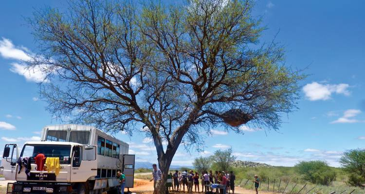 Ultimate African Adventure - Topdeck