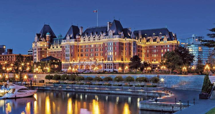 Magnificent Canadian Rockies & Rail 2019 (Start Vancouver, End Victoria, 15 Days) - Scenic Luxury Cruises & Tours