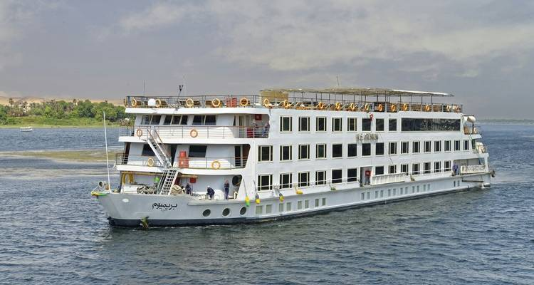 Sailing Nile cruise from Aswan for 3 nights - Egyptology Travel