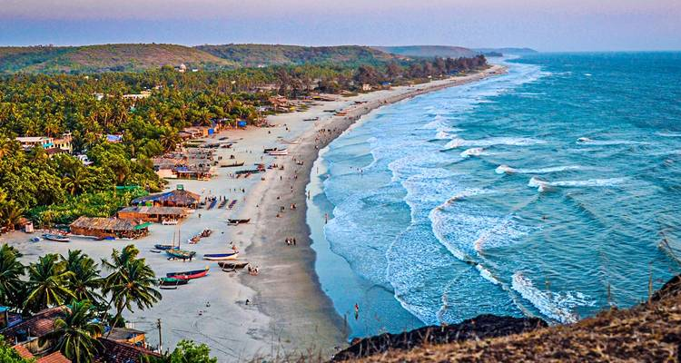 Experience Beaches of India  - Royal Rajasthan Travels
