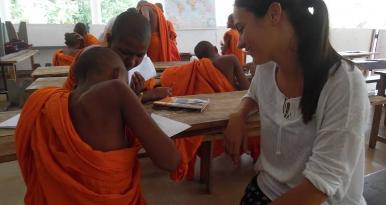 Sri Lanka Volunteering - 15 Days - Idex – Volunteer & Travel