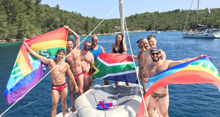 Pride Sailing in Croatia (from Dubrovnik to Split) - Med Sailing Holidays