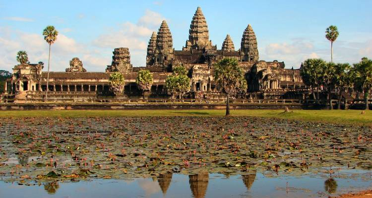 Cambodia's Secret Angkor Wat and Killing Field  - GoTravelAround