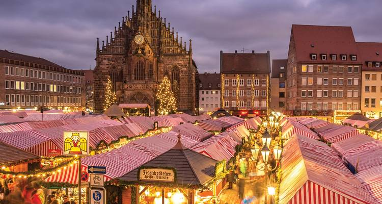 Festive Christmas Markets With Magnificent Europe (2019) - APT