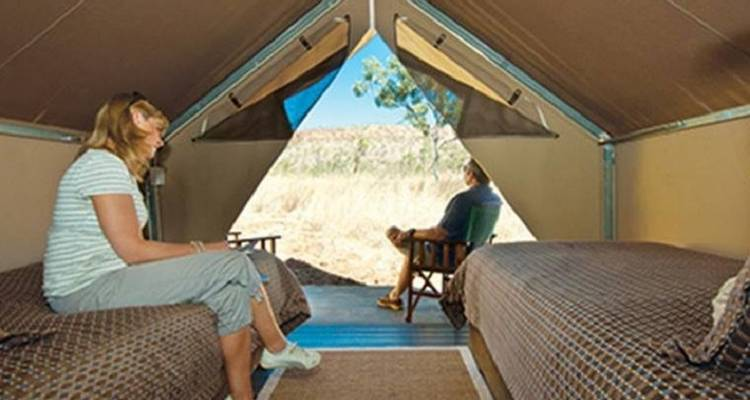 Bell Gorge Wilderness Lodge - Self-Drive Accommodation (including Bell Gorge) - APT