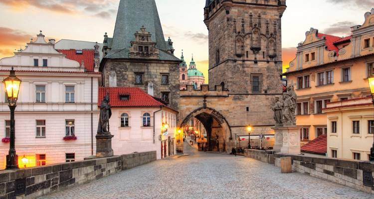 Magnificent Europe Prague to London (18 destinations) - APT