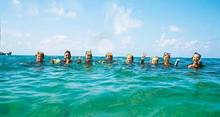 Snorkel To Adventure - Contiki
