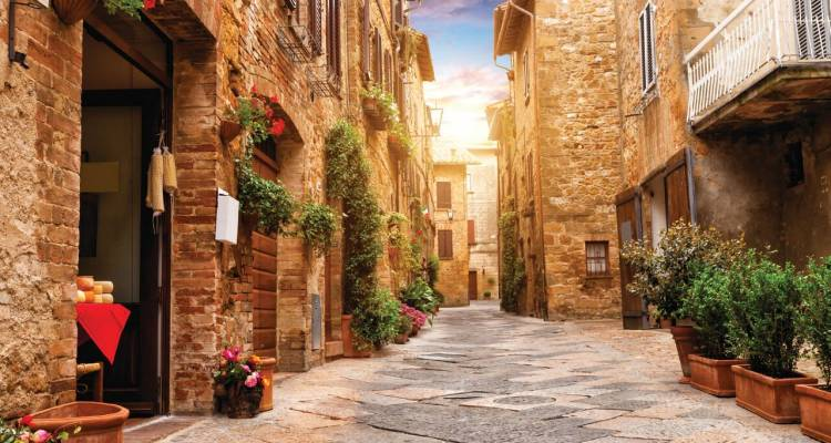 Tuscan Treats  - Back-Roads Touring