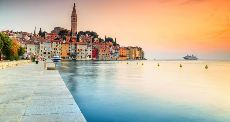Northern Italy, Slovenia and Croatia - Back-Roads Touring
