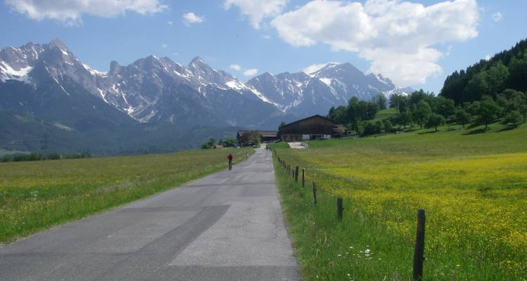 Panoramic Alps Cycle Tour from Innsbruck to Salzburg - Bestseller Reisen GmbH
