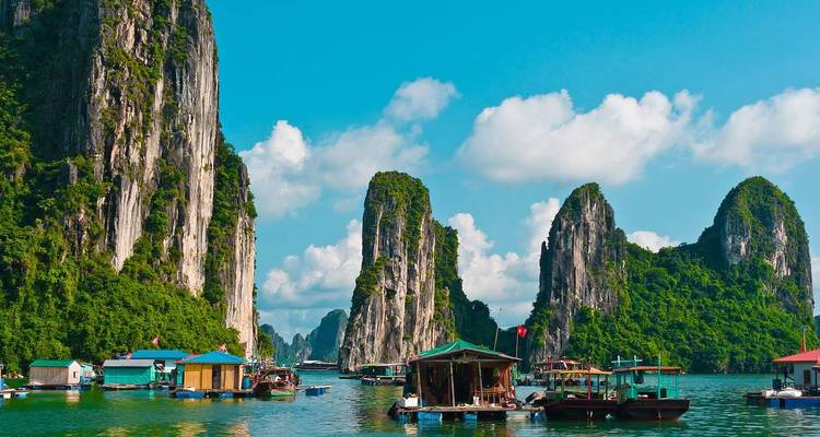 Hanoi 5 Days 4 Nights ( Hanoi, Ha Long, Ninh Binh)  - Asia Pacific Travel