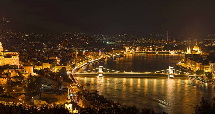 Gems of the Danube with Prague 2020 (Start Budapest, End Prague) - Scenic Luxury Cruises & Tours