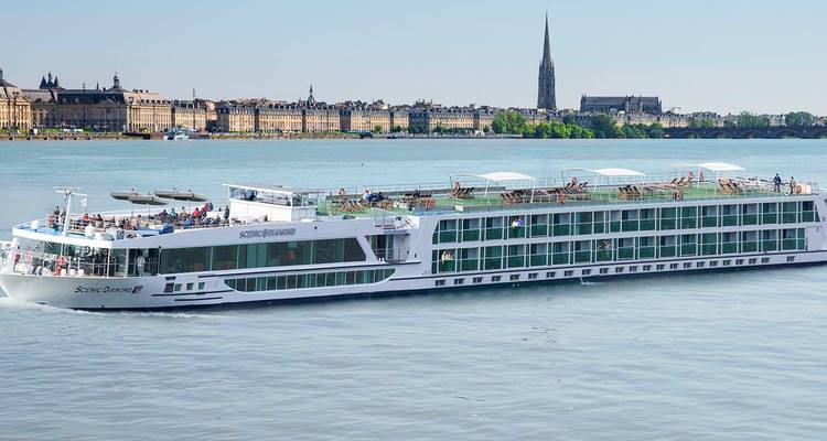 Bordeaux Sojourn 2020 - Scenic Luxury Cruises & Tours