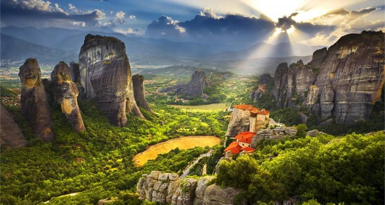 Greece: Meteora and Pindos Mountains - The Natural Adventure Company