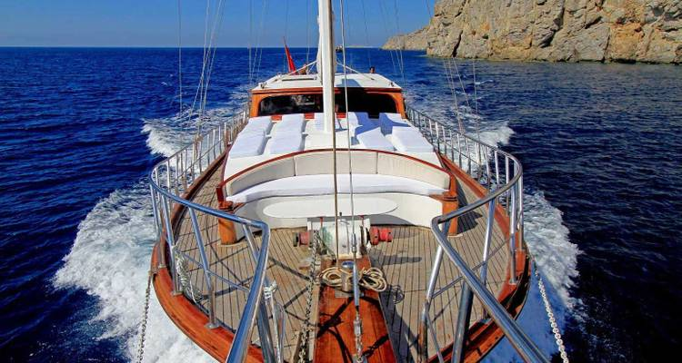 Aegean Cruise: The Gulf of Gokova - Eskapas