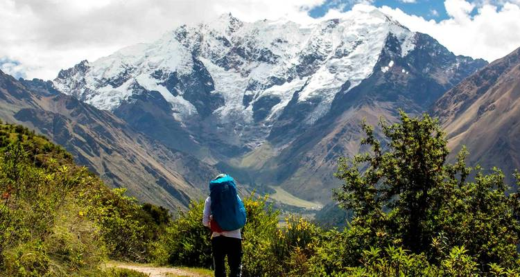 5 days - Salkantay Trek to Machu Picchu - PVTravels