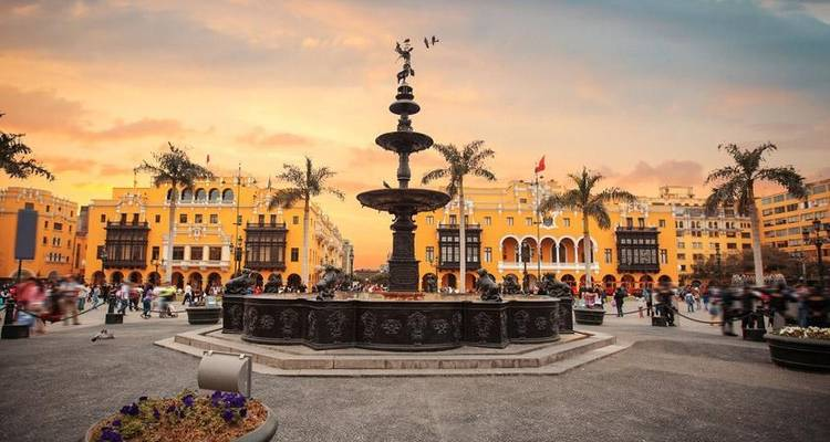 Iconic South America - Tucan Travel