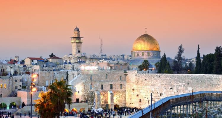 Heritage of the Holy Land Christian Trip - 8 days - Click Tours