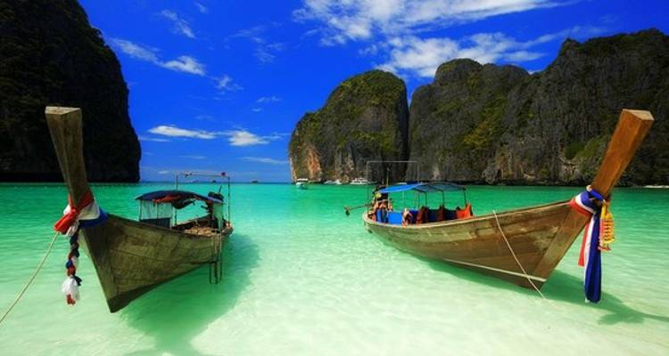 Phi Phi, Maya and Khai Island Speed Boat Tour with Lunch - Euro Khmer Voyages