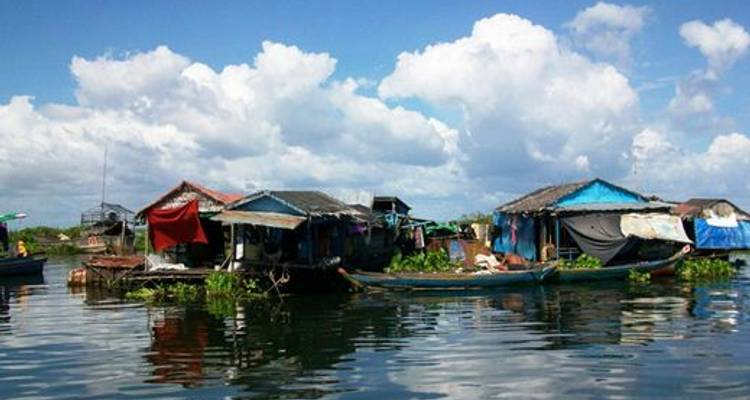 Half Day Floating Village of Kompong Pluk Small Group - Euro Khmer Voyages