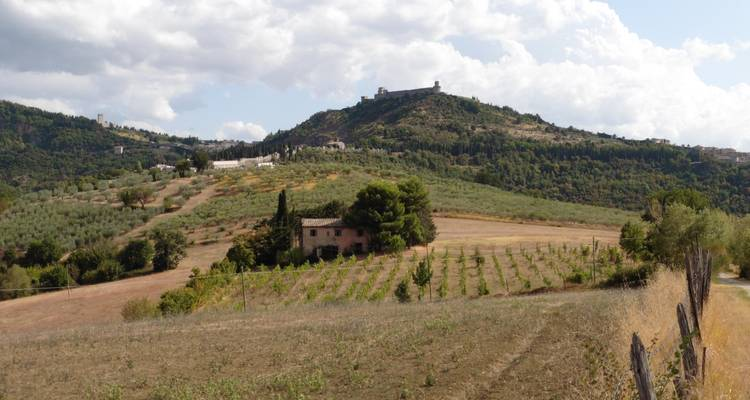 Headwater - Self-Guided Walks in the Umbrian Hills - Exodus Travels