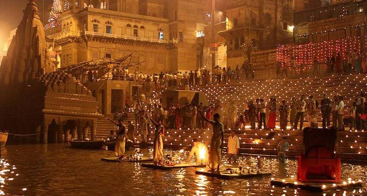 3-Day Varanasi (Holi City) Tour By Car  - Golden Triangle Tours Of India