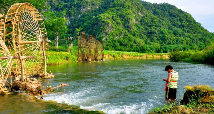 Off The Beaten Track - Pu Luong Nature Reserve in 4 Days  - Realistic Asia