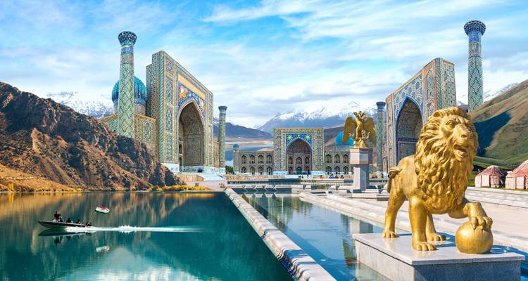 Along the Great Silk Road - 24 Days - Silk Road Destinations