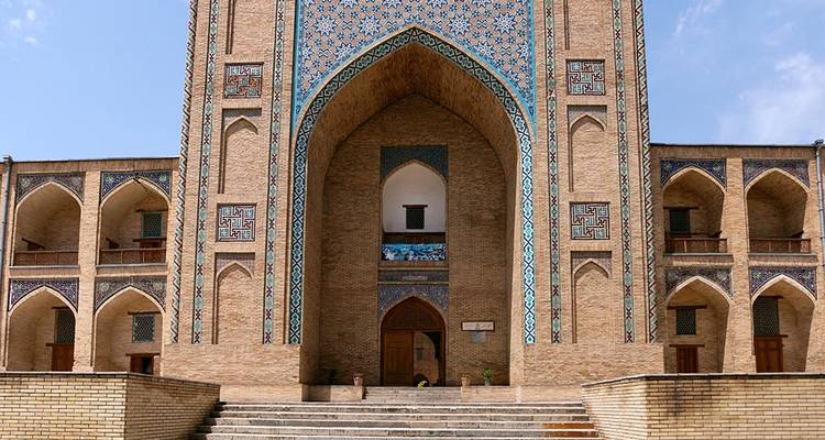 Mountain Kingdoms of the Silk Road + Golden Road to Samarkand (2020) - Explore!