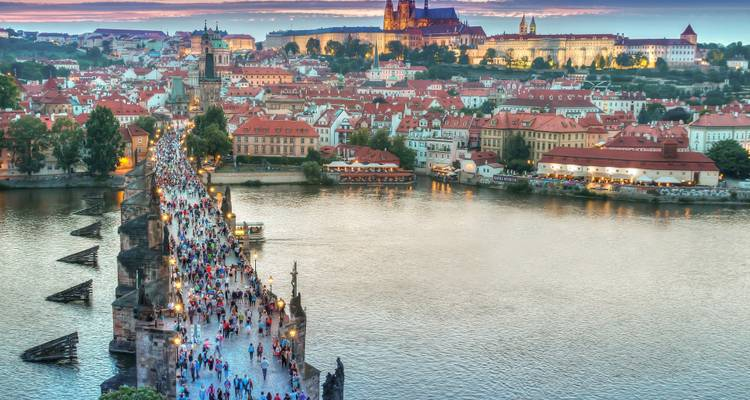 Central European Experience with 2 Nights in London, 2 Nights in Paris & 2 Nights in Prague (Eastbound) - Avalon Waterways