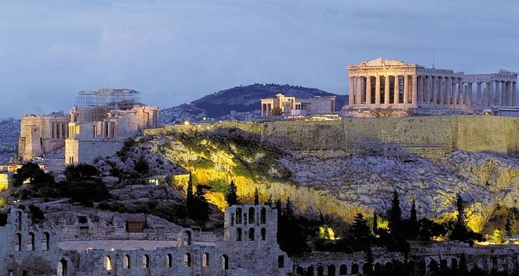 Best of Greece with 4 Day Cruise (Reverse, 12 Days) - Trafalgar
