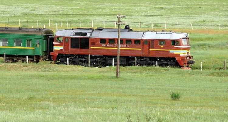 The Trans Siberian Railway with China and Mongolia - Sundowners Overland
