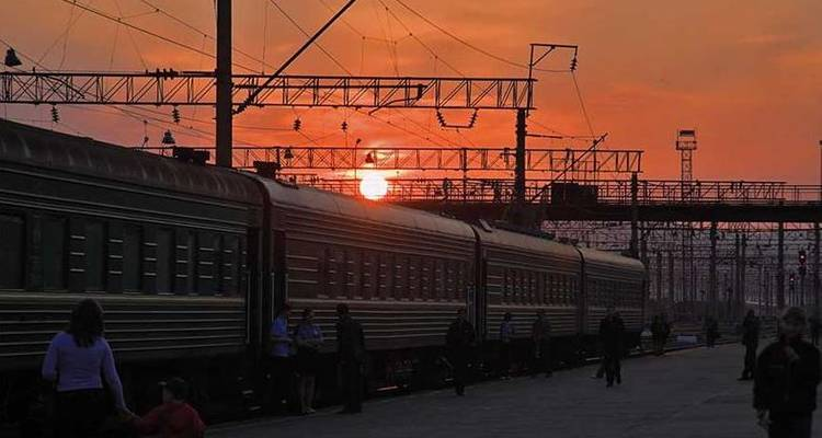 Grand Trans Siberian Railway (including Listvianka) - Sundowners Overland