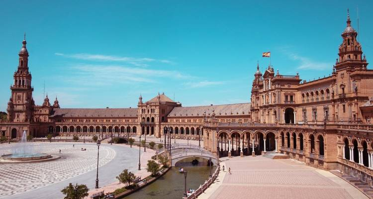 Andalusia's Golden Triangle - Omega Tours