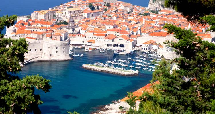 Croatia & Its Islands Small Ship Cruising on the Adriatic Coast (Dubrovnik to Zagreb) - Collette