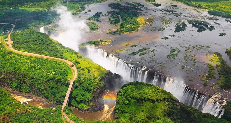 4 Days And 3 Nights Victoria Falls And Chobe National Park Adventure - United Safari Travel