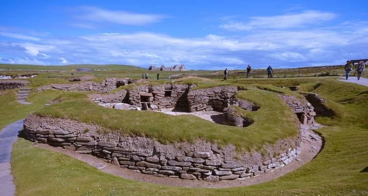 North Highlands & Orkney Guided Rail Tour - McKinlay Kidd