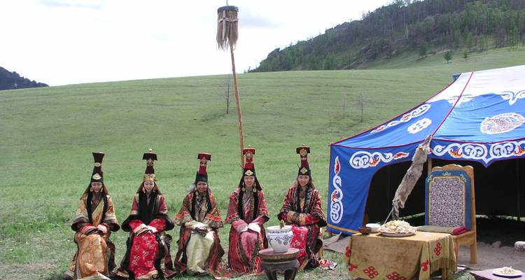 Grand Mongolian Expedition Tour - Baltic Events