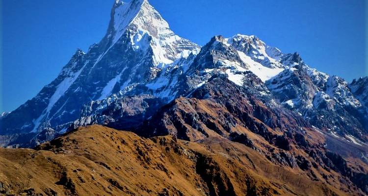 Mardi Himal Trek - 9 Days - Alpine Club of Himalaya