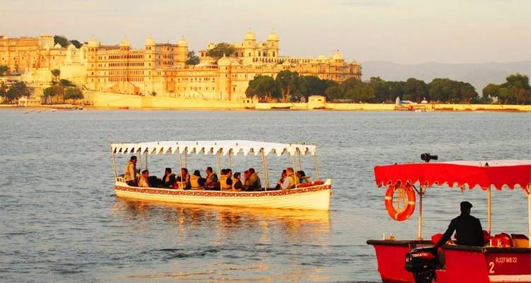 Golden Triangle Tour with Rajasthan - 10th Gate DBA Sam Tours & Travel